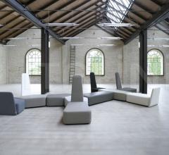 Модульный диван BEN GRIMM фабрика Casamania