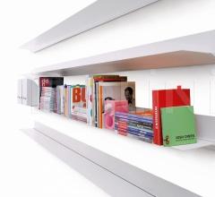 Книжный стеллаж WEB STOPPER фабрика Casamania