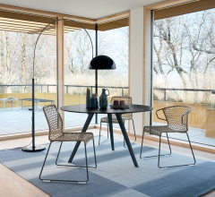 Итальянские стулья - Стул Vela 698 фабрика Potocco