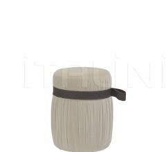 Итальянские пуфы - Пуф HERM 925/O45-out фабрика Potocco
