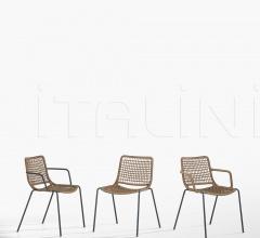 Итальянские стулья - Стул с подлокотниками Egao 037/P фабрика Potocco
