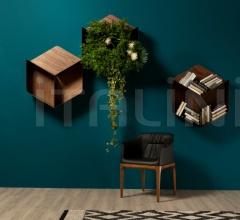 Книжный стеллаж Pangea фабрика Tonin Casa