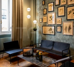 Кресло Tout Le Jour Lounge фабрика Horm