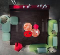 Модульный диван Uptown фабрика Paola Lenti