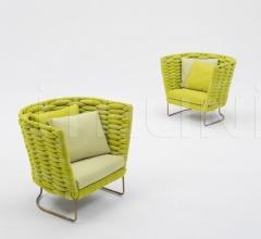 Кресло Ami фабрика Paola Lenti