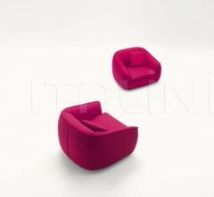Кресло Bask S фабрика Paola Lenti