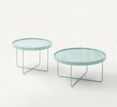 Кофейный столик Passepartout фабрика Paola Lenti