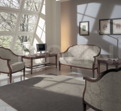 Кресло Villa Borghese 1374 фабрика Selva