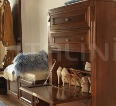 Итальянские тумбы для обуви - Тумба для обуви Villa Borghese 5369 фабрика Selva