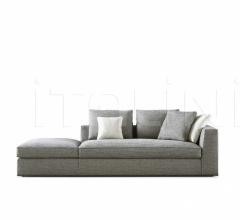 Модульный диван Otium фабрика Maxalto (B&B Italia)