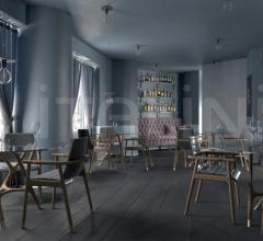 Стол обеденный Joyce 5705/F фабрика Morelato