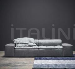 Итальянские диваны - Модульный диван Miami Roll фабрика Baxter