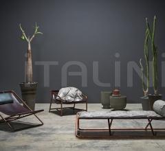 Итальянские уличная мебель - Лежак RIMINI фабрика Baxter