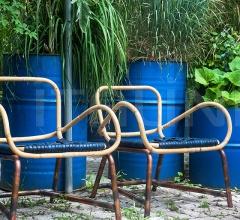 Итальянские уличные кресла - Кресло MANILA фабрика Baxter