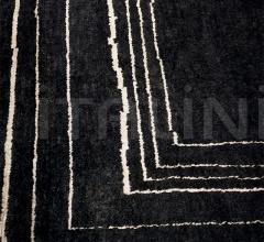 Итальянские ковры - Ковер BERBERE DARK GREY + NATURAL | PATTERN B фабрика Baxter