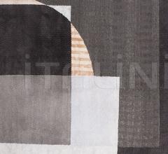 Итальянские ковры - Ковер BORDERLAND BROWN | GREY фабрика Baxter