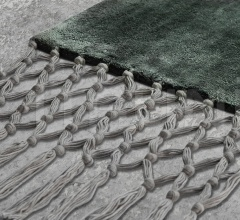 Итальянские ковры - Ковер FRINGES WOOD + SAND фабрика Baxter