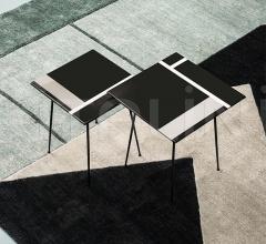 Итальянские ковры - Ковер PUZZLE ACQUAMARINE фабрика Baxter