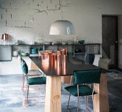 Итальянские столы обеденные - Стол обеденный BENAO фабрика Baxter