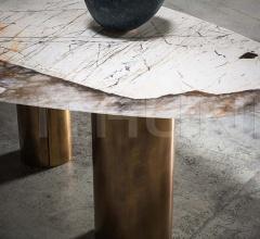 Итальянские столы обеденные - Стол обеденный LAGOS фабрика Baxter