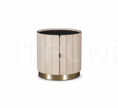 Итальянские тумбочки прикроватные - Тумбочка NINFEA NIGHT TABLE фабрика Baxter