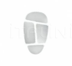 Итальянские настенные зеркала - Настенное зеркало BAMAKO фабрика Baxter