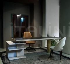 Итальянские кабинет - Письменный стол VERBA VOLANT фабрика Baxter