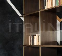 Итальянские стеллажи - Книжный стеллаж VICEVERSA фабрика Baxter