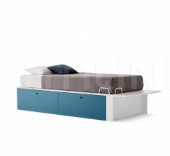 Кровать INDY Equipped bed фабрика Nidi