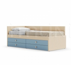 Кровать Equipped bed NUK фабрика Nidi