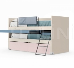 Кровать Raised bed NUK фабрика Nidi