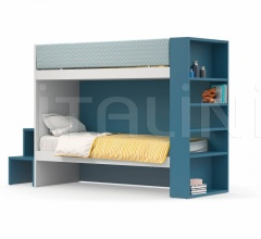 Кровать NUK bunk bed фабрика Nidi