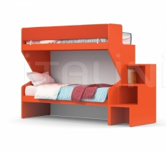 Кровать GINO MAXI bunk bed фабрика Nidi