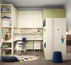 Кровать LILA bunk bed фабрика Nidi