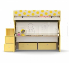 Кровать TIPPY bunk beds фабрика Nidi