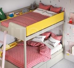 Кровать CAMELOT beds фабрика Nidi