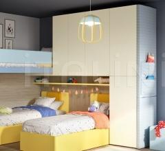 Кровать Loft beds фабрика Nidi