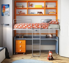 Кровать TWIDDY drop-down beds фабрика Nidi