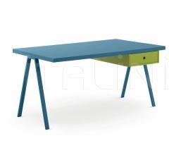 Итальянские письменные столы - Письменный стол LUCE desk фабрика Nidi