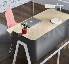 Итальянские письменные столы - Письменный стол WILLIAM desk фабрика Nidi