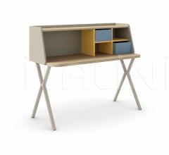 Итальянские письменные столы - Письменный стол LEO desks фабрика Nidi