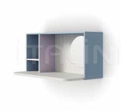 Итальянские письменные столы - Письменный стол YUCCA desk фабрика Nidi