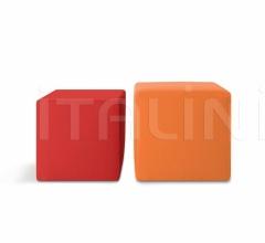 Итальянские пуфы - Пуф Cube фабрика Nidi