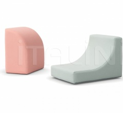 Итальянские пуфы - Пуф Klove фабрика Nidi