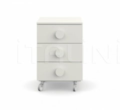 Комод Drawer units with castors фабрика Nidi