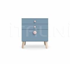 Комод Lolly chest of drawer фабрика Nidi