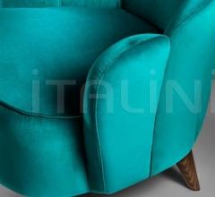 Кресло A 1704 - Flora фабрика Annibale Colombo