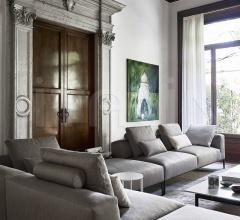 Модульный диван Michel Effe фабрика B&B Italia