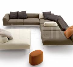Модульный диван Frank фабрика B&B Italia