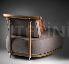 Кресло A 1695 - Salvia фабрика Annibale Colombo